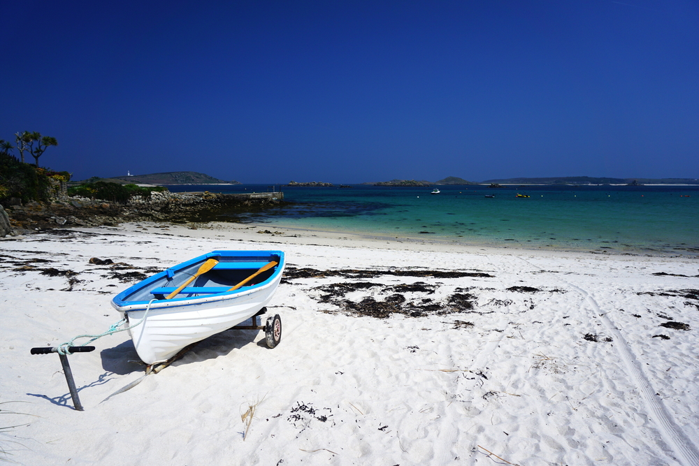 Tesco, Isles of Scilly | © Timothy Dry/Shutterstock