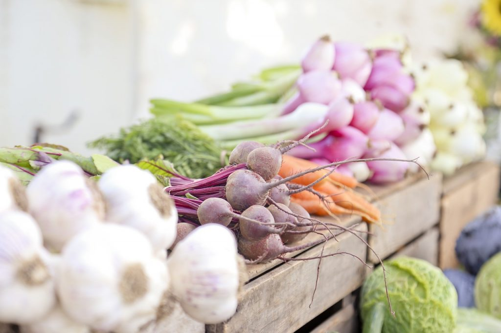 Farmers Market | © Pixabay