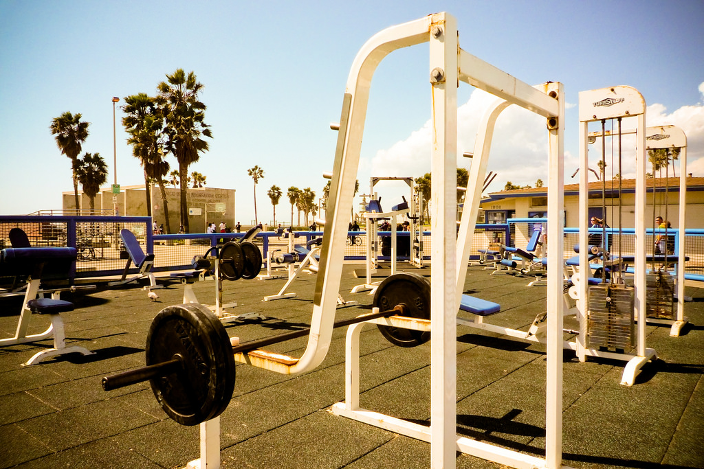 How Los Angeles Muscle Beach Got Its Name