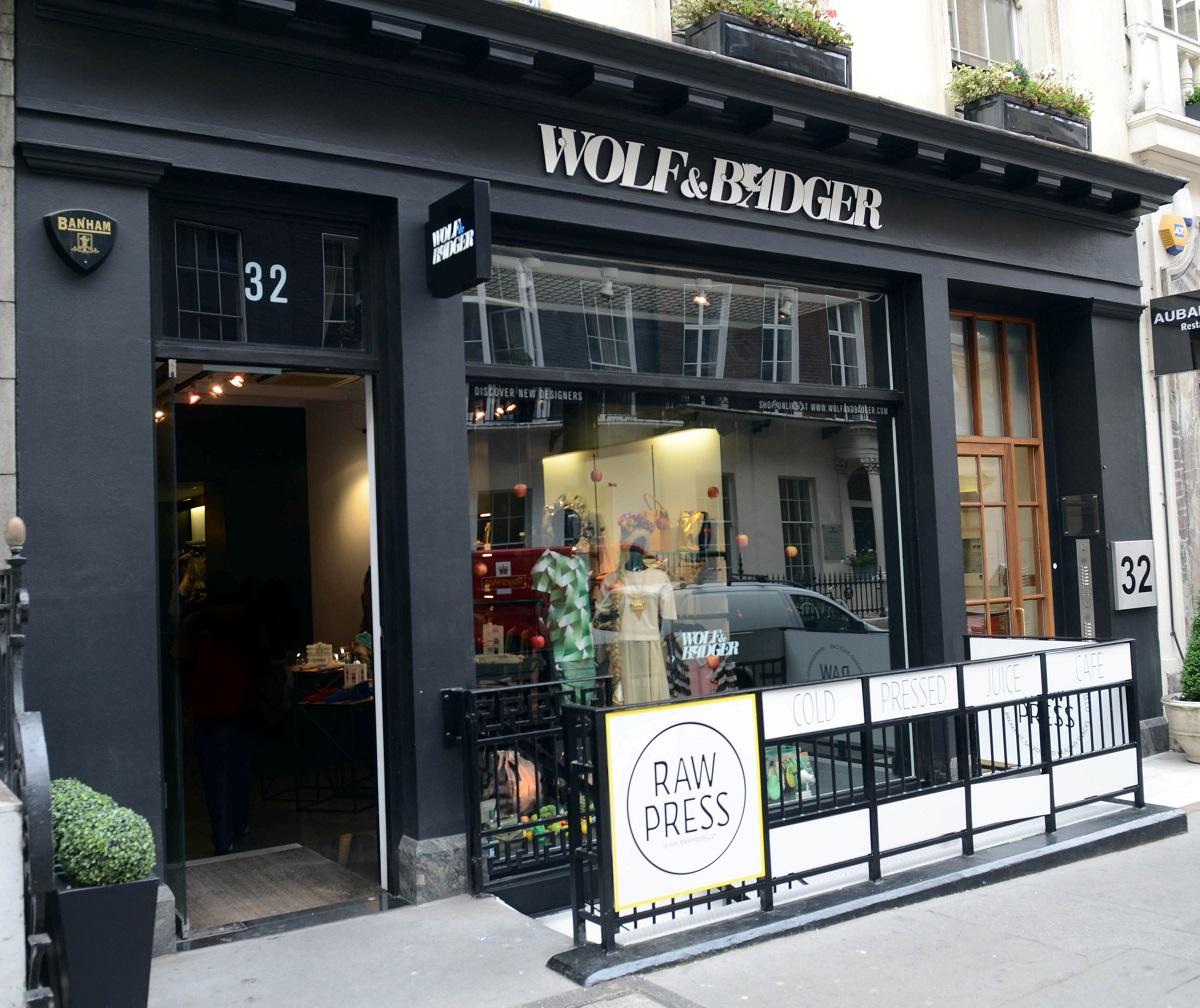 f93ba3d5b2 The Best Womenswear Boutiques in Central London