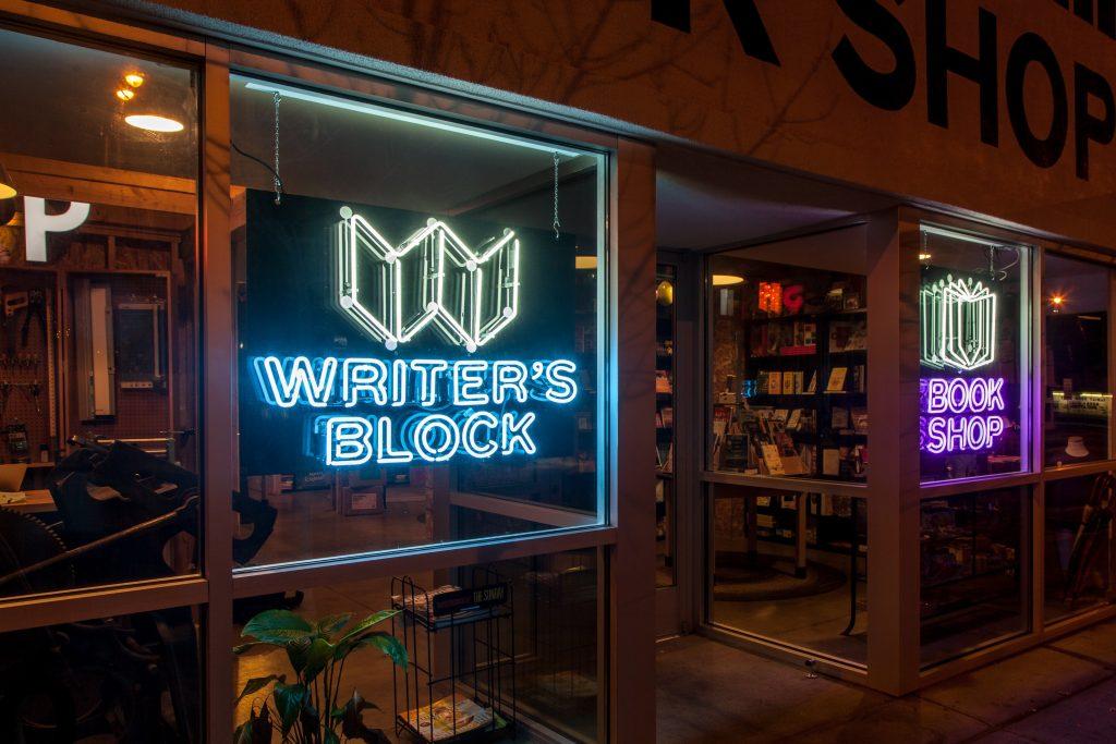 Writers Block   © Krystal Ramirez/Courtesy of Writer's Block