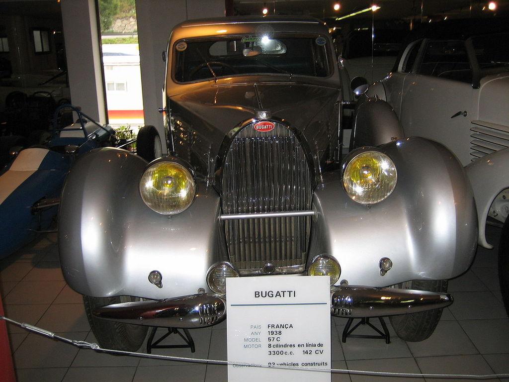Museu Nacional de l'Automòbil, Andorra | ©Belgian man / Wikimedia Commons