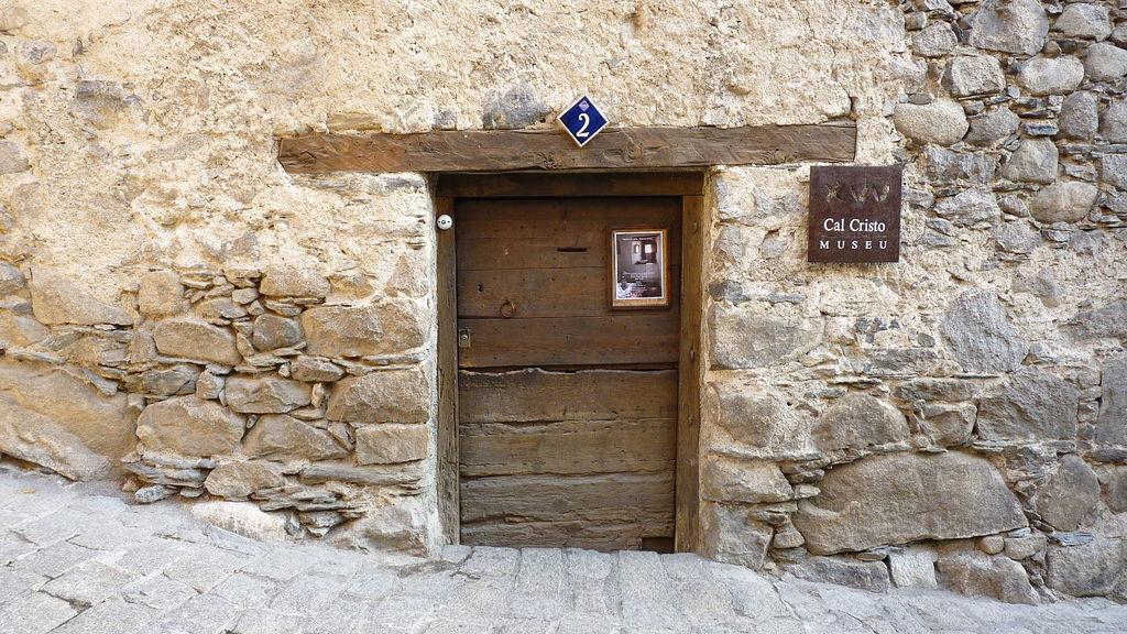 Casa Cristo, Encamp, Andorra | ©Pallares / Wikimedia Commons
