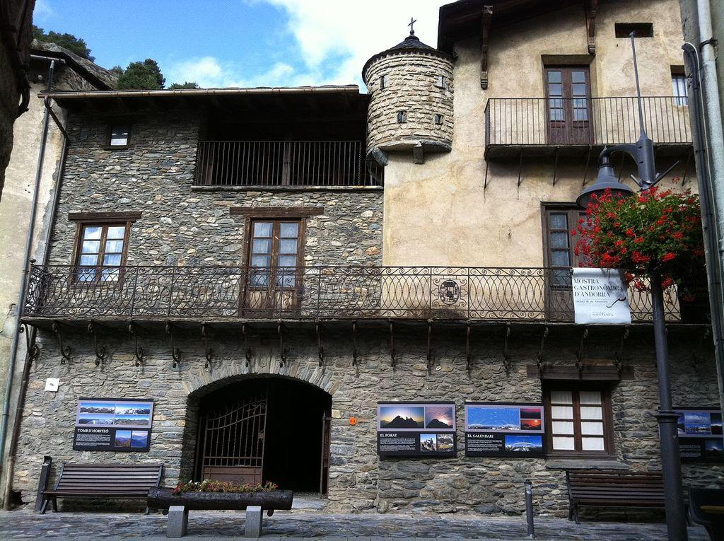 Casa Museu Areny Plandolit, Andorra | ©Kippelboy / Wikimedia Commons