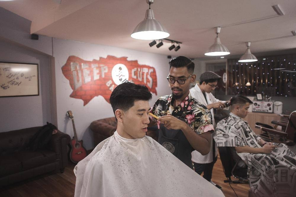 The Best Hipster Barbershops In Singapore