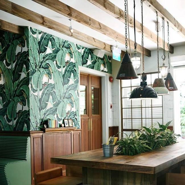 The Best Garden-Themed Cafés In Singapore