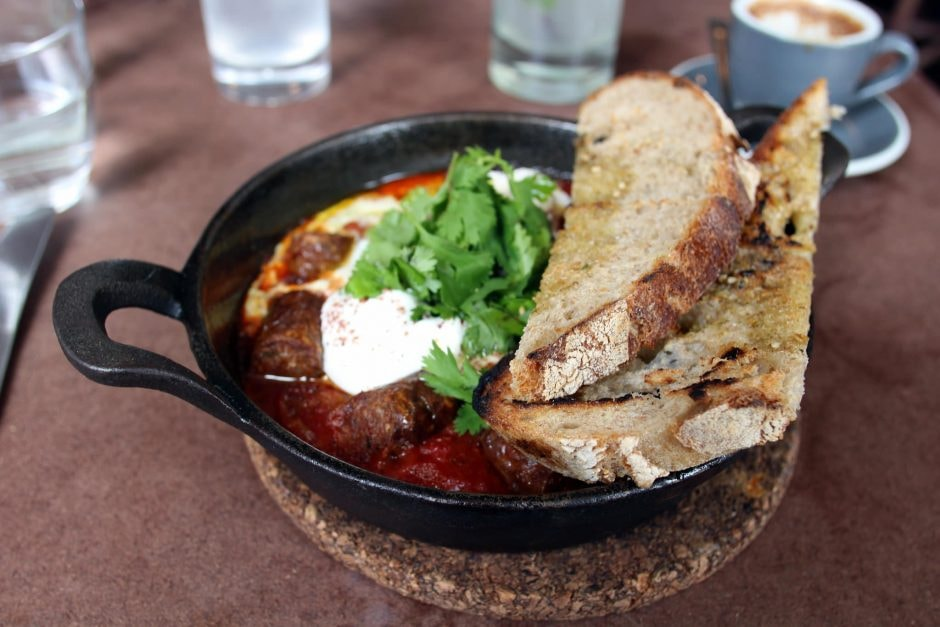 Shakshuka at The Good Egg | © Bex Walton/Flickr