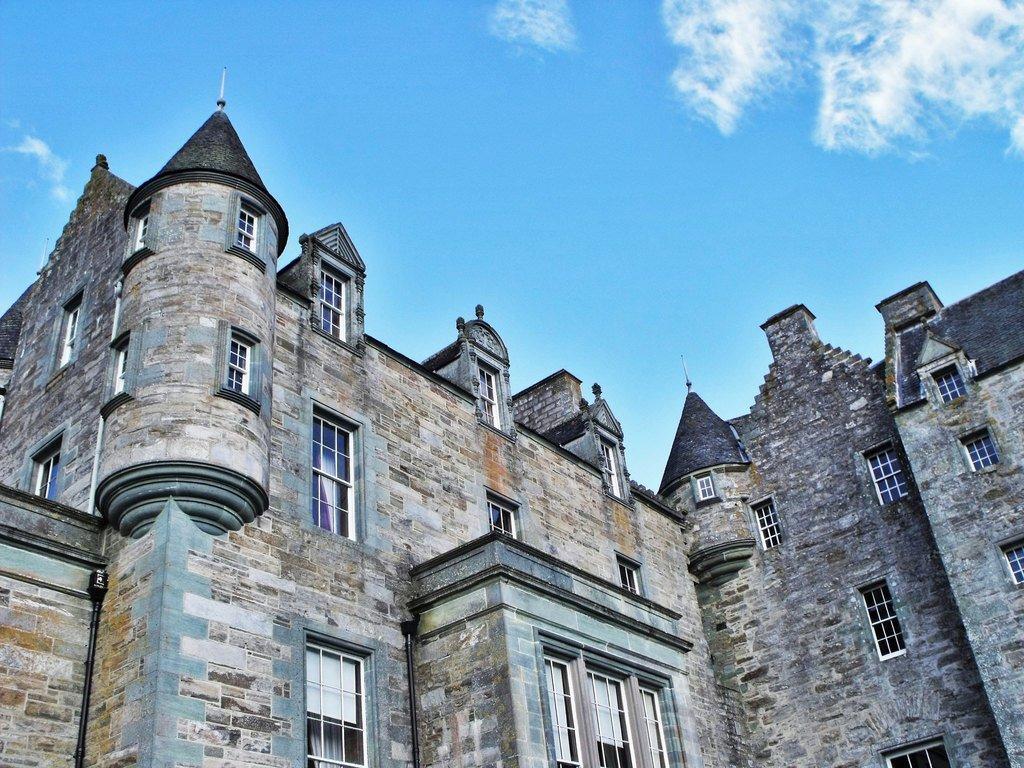 Castle Menzies, Near Aberfeldy