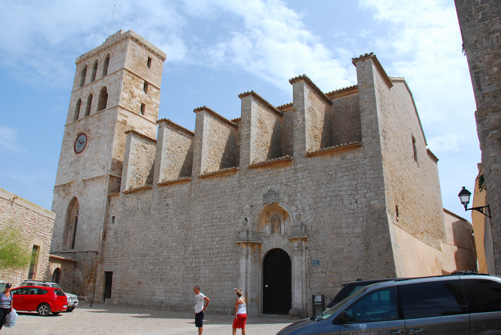 Ibiza Cathedral | © Robert Young / Flickr