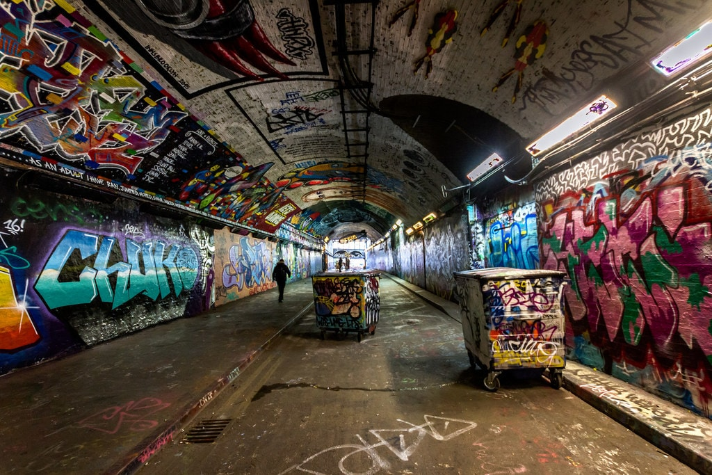 Where To See London S Best Street Art In South Bank