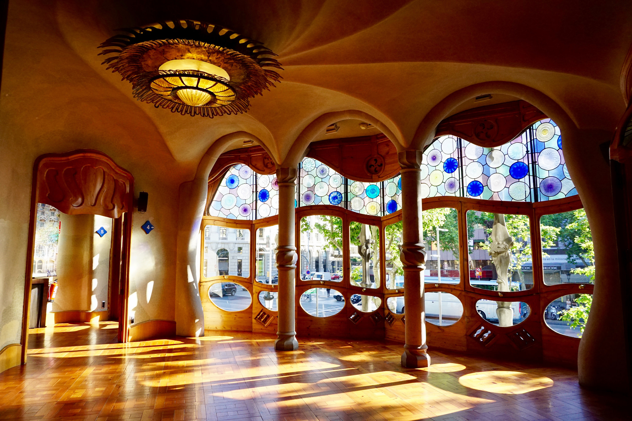 Exterior: 10 Must-Visit Gaudí Buildings In Barcelona