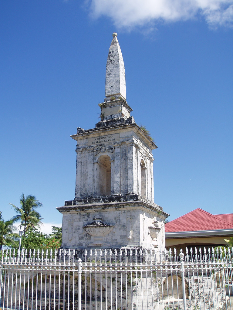 The Magellan Monument | © ryan kwan cortes / Flickr