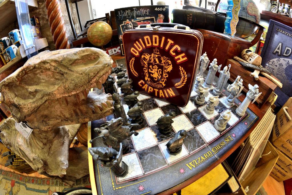 Harry Potter Curiosities at Diagon House