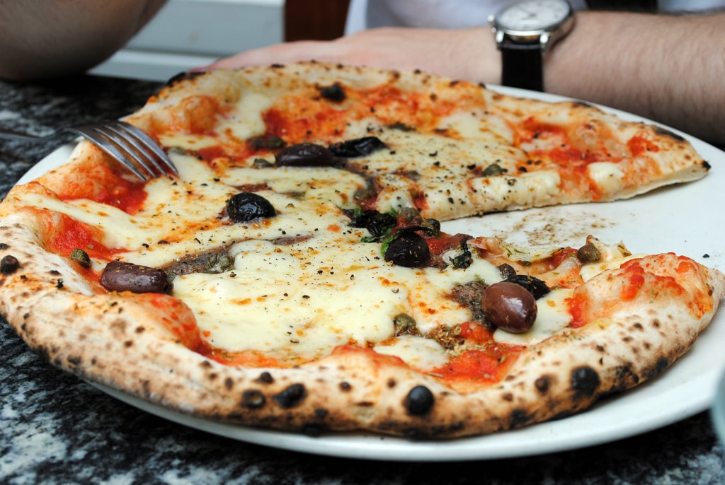 Franco Manca Pizza | © lilivanili/Flickr