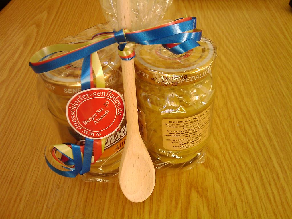 Mustard gift pack | © Ricardo Bernardo / Flickr