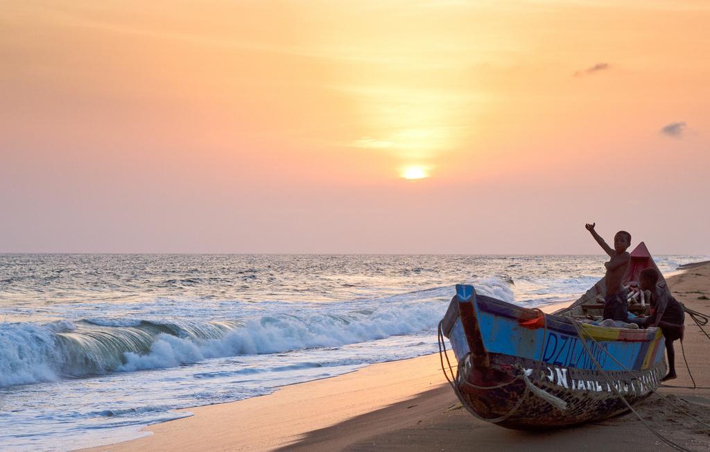 Dzita, Ghana |©Chad Skeers/Flickr