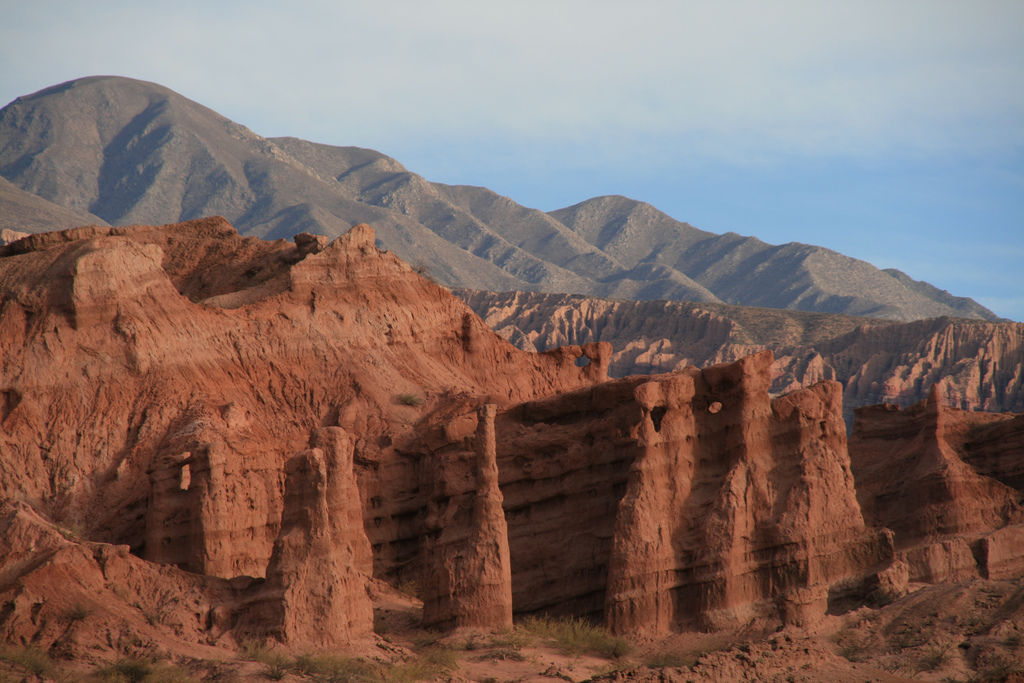 Where To Go For The Most Stunning Views Near Salta Argentina