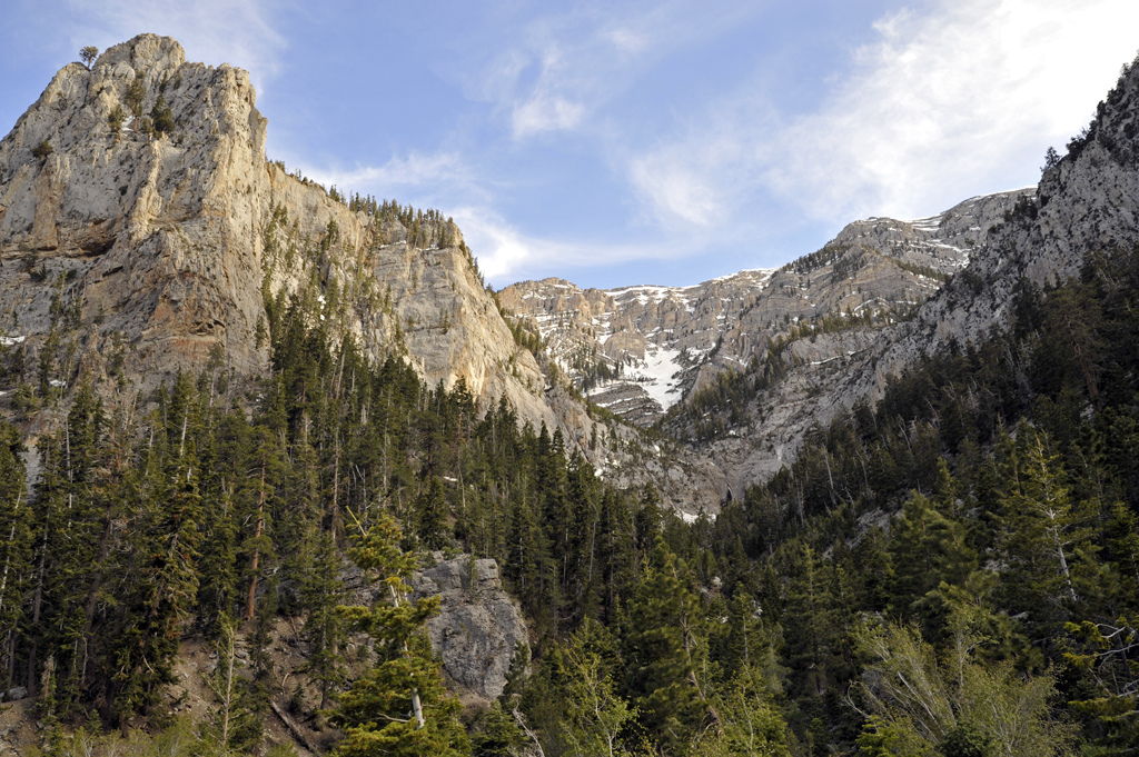 View of Mount Charleston | © Andrew/Flickr
