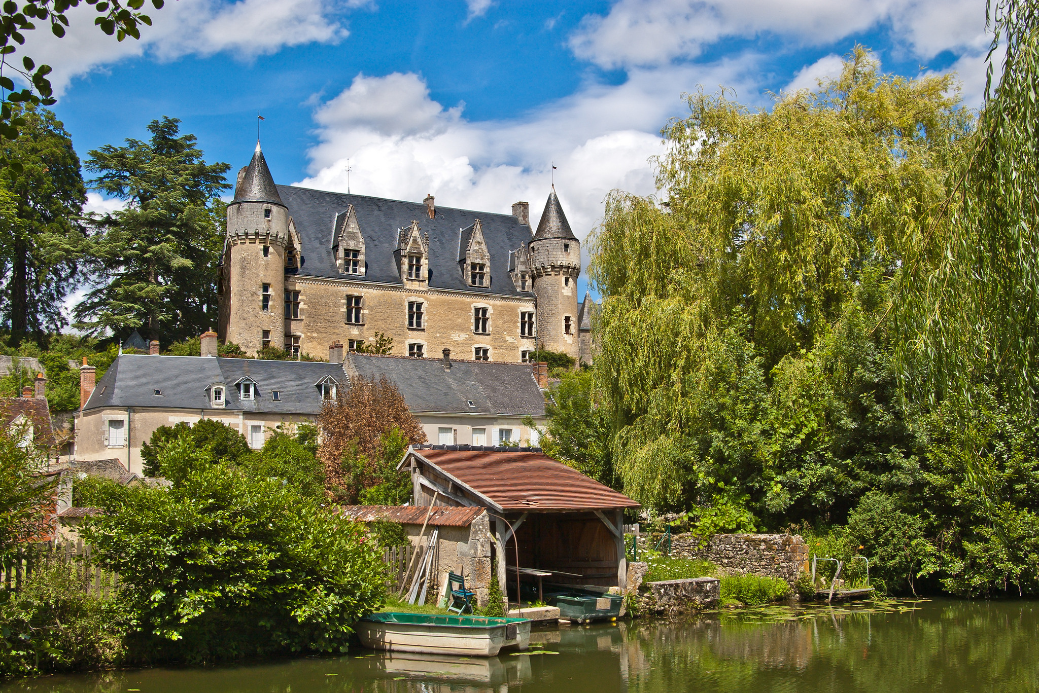 Montresor, Loire Valley   Holiday Villages In France