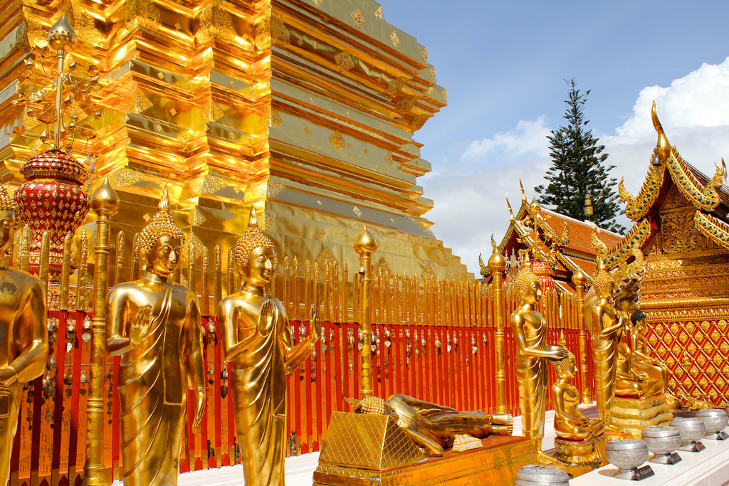 Doi Suthep | © Ross Huggett / Flickr