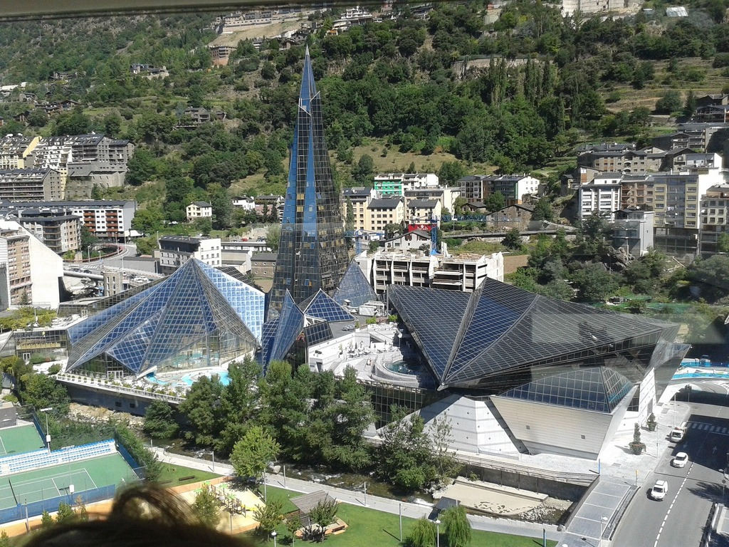 Caldea spa complex, Andorra | Pixabay