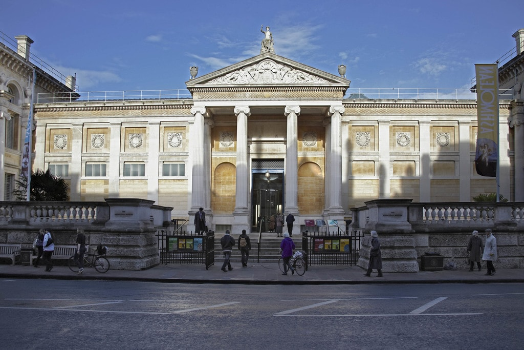 Ashmolean Museum | © Courtesy of Ashmolean Museum, University of Oxford