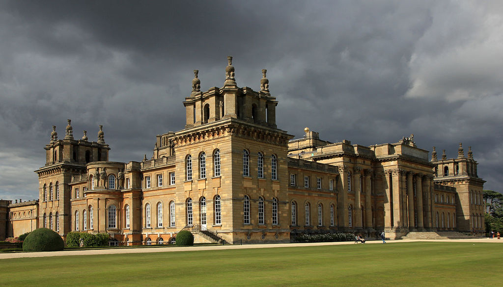 A Brief History Of Blenheim Palace
