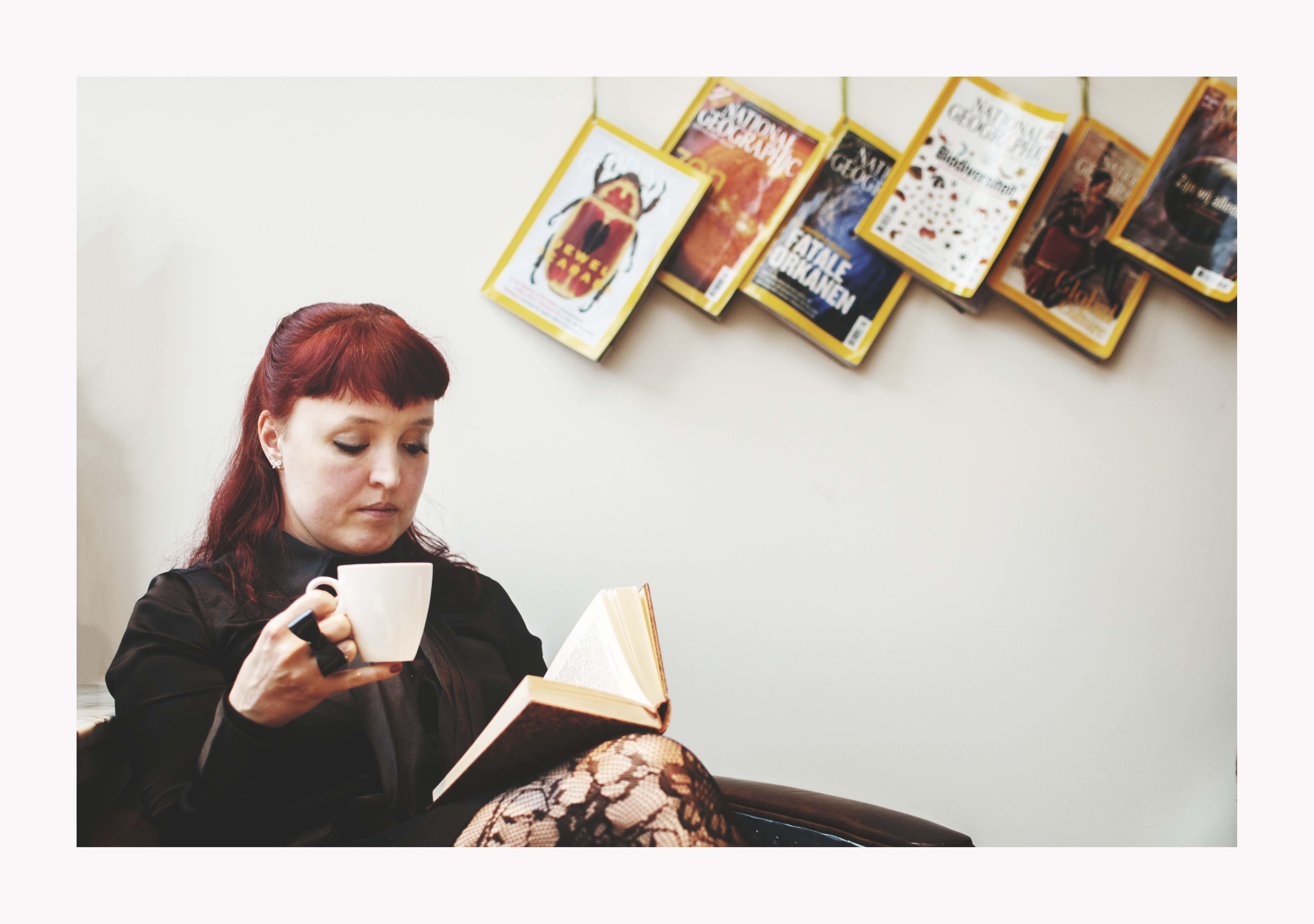 Books & Brunch | © Silvie Bonne | courtesy of Books & Brunch