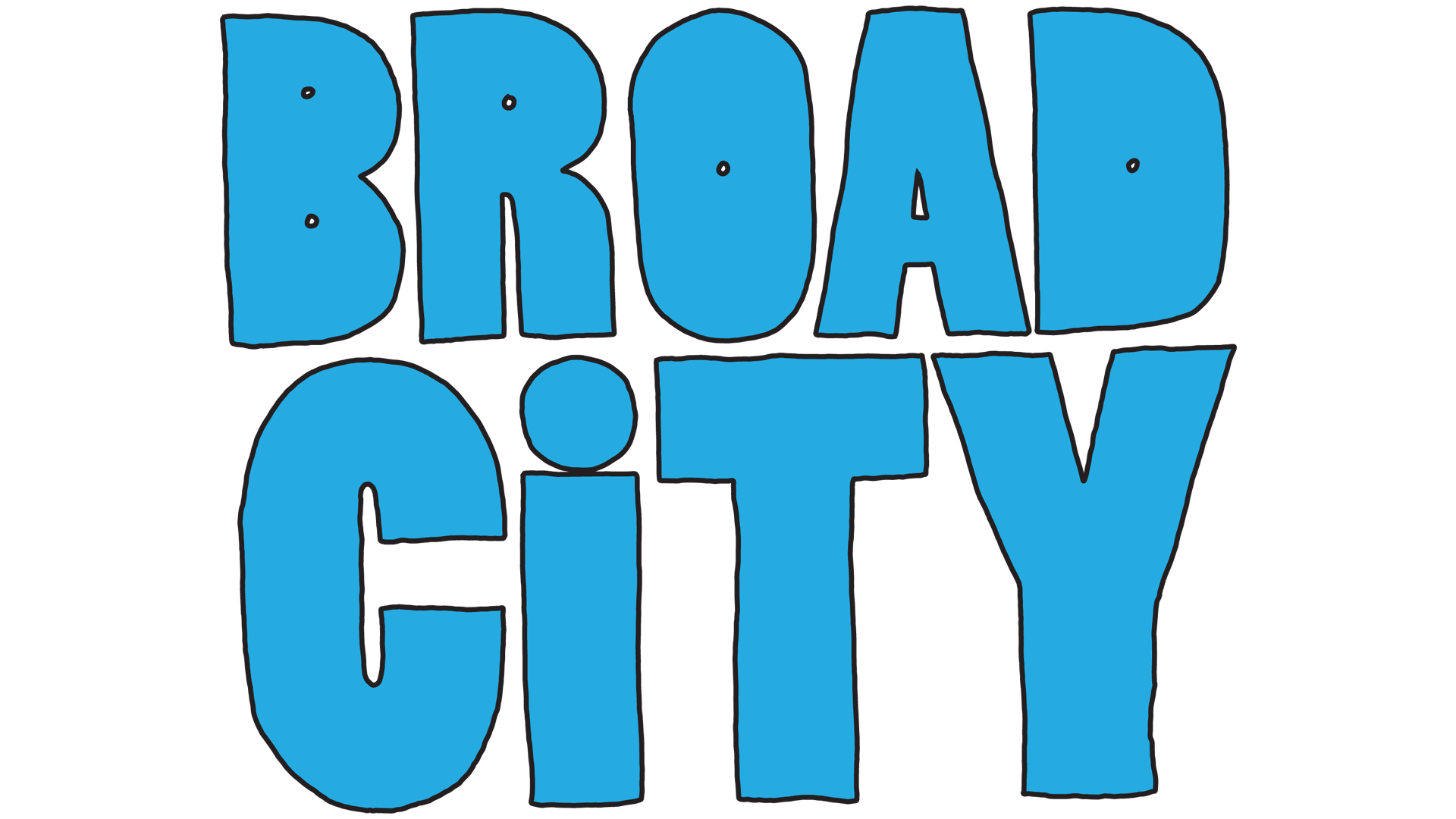 'Broad City' Logo | Courtesy of Comedy Central