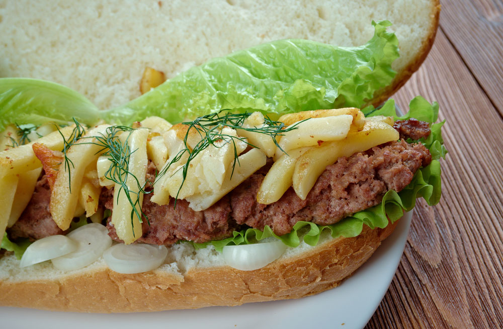 Unusual South African foods