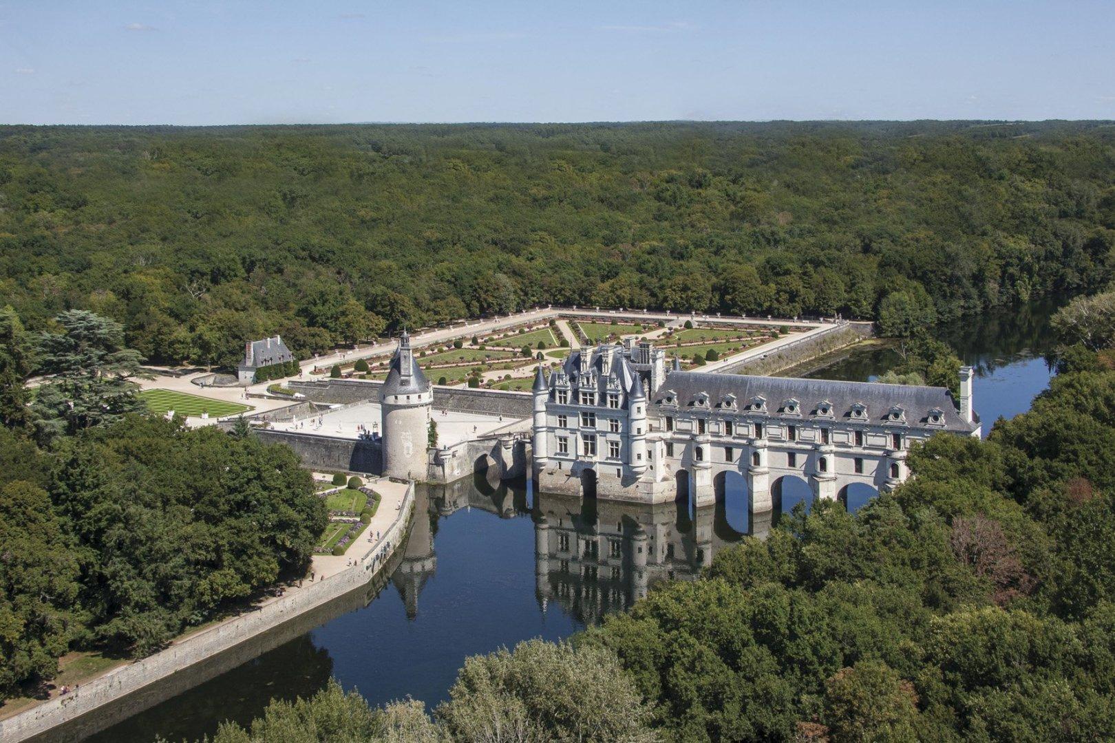 Château de Chenoncea I ©marc-jauneau