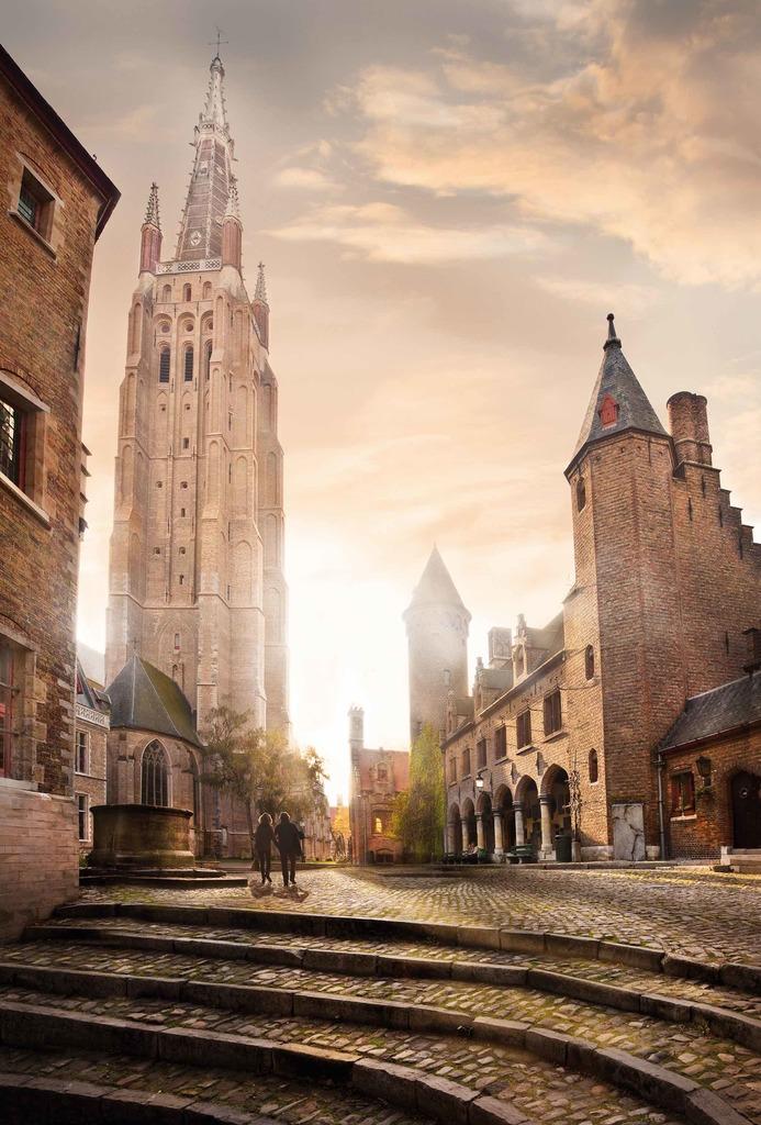 Church of Our Lady of Bruges | © Jan D'Hondt / courtesy of Visit Bruges