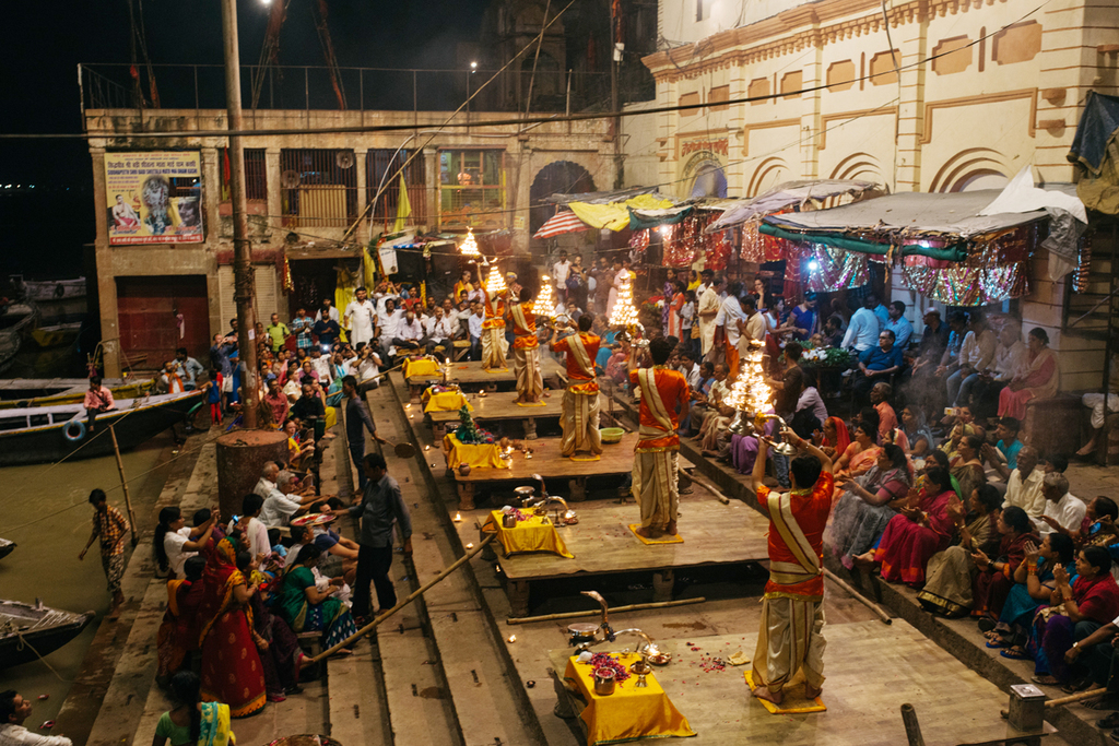 Dashashwamedh Ghat | Raj Barua /© Culture Trip