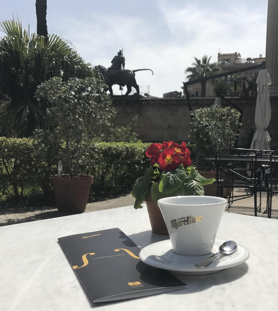 Courtesy Caffè Morettino Espresso d'Autore al Caffè del Teatro