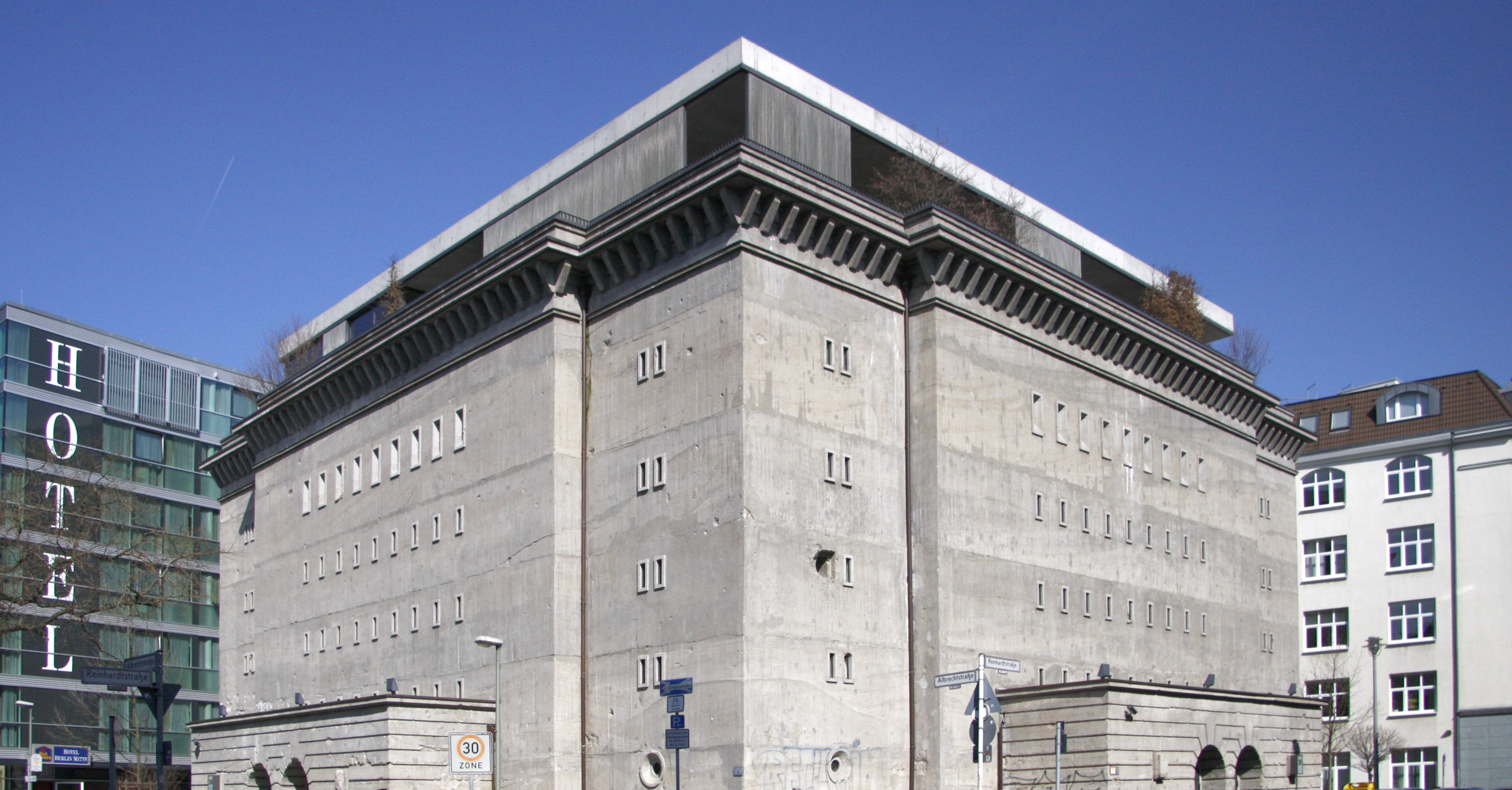Uncover The Mystery Of The Boros Bunker In Berlin