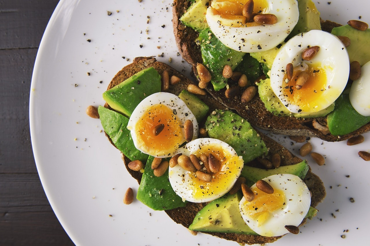 Healthy meals await at Mama's Café CC0 Pixabay