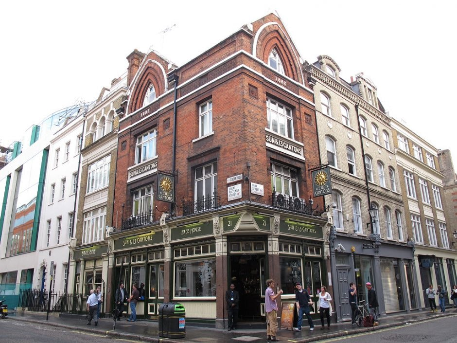 The Sun and 13 Cantons | © Steven Craven/CreativeCommons