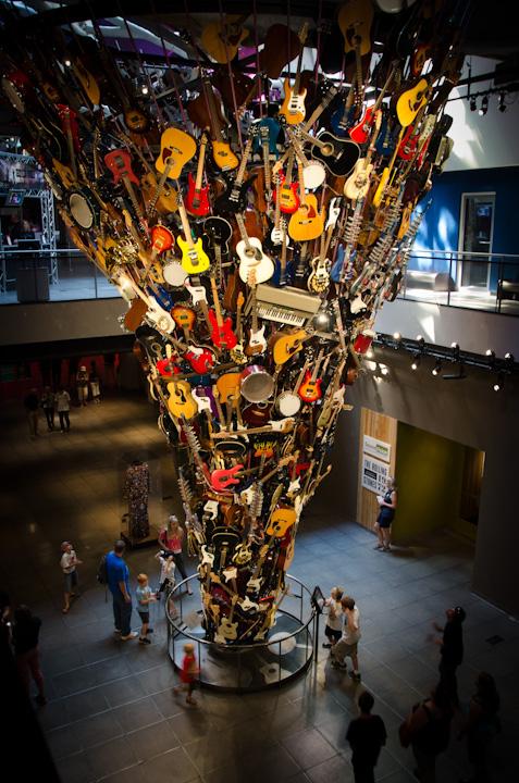 Guitar Tornado | © Jason Baker / Flickr