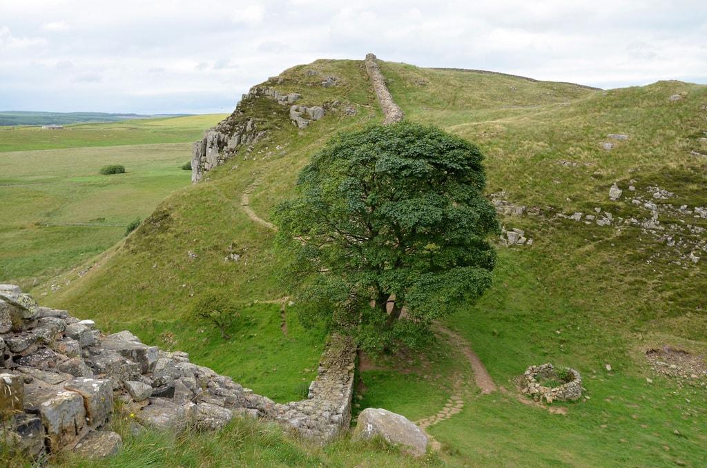 Hadrian's Wall, Sycamore Gap
