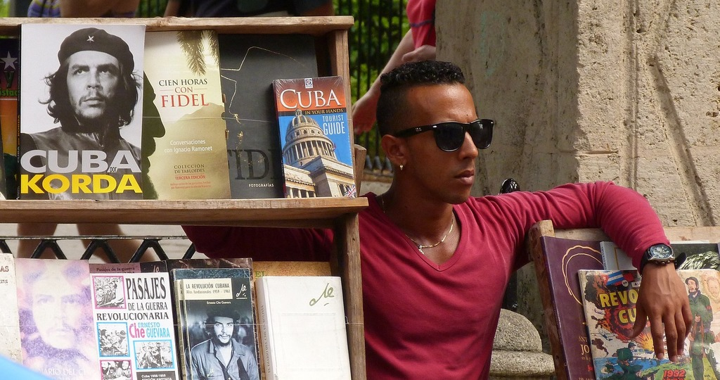 cuba, secondhand, books, markets, market, Havana