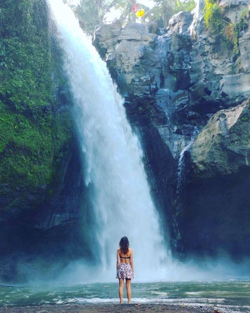 Tegenungan Waterfall In Bali Provides Convenient City Escape