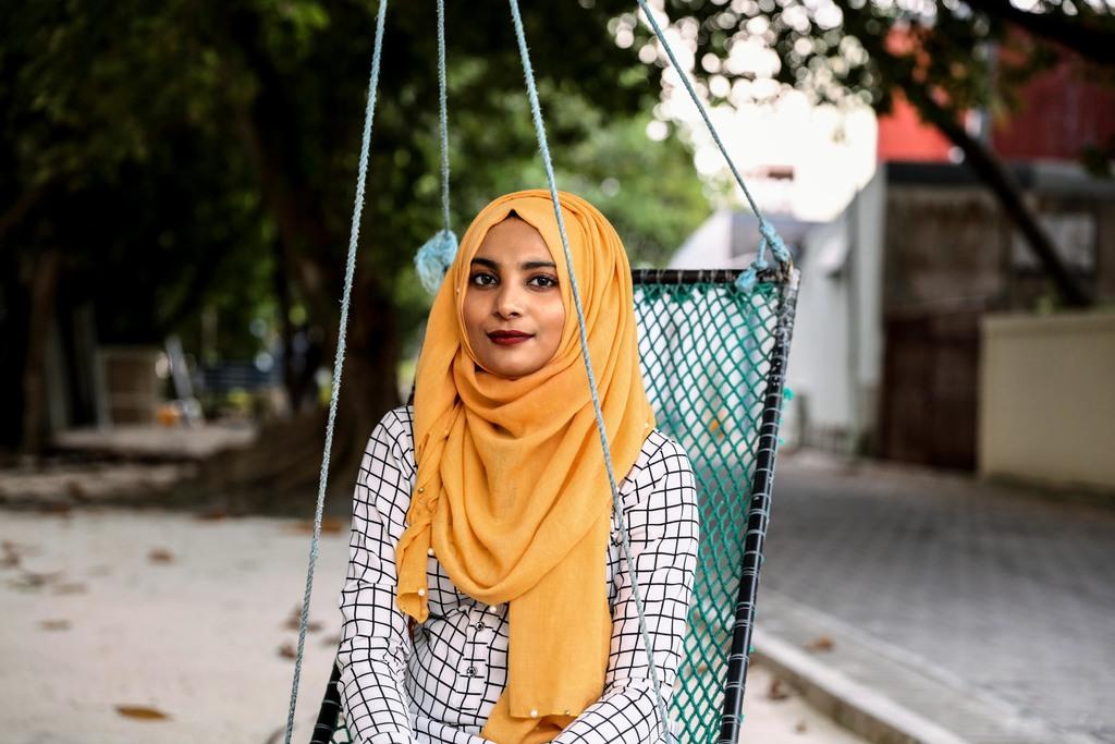 Umm Muladhat says Muslim women are like other women   © Jerry Seon / pxhere