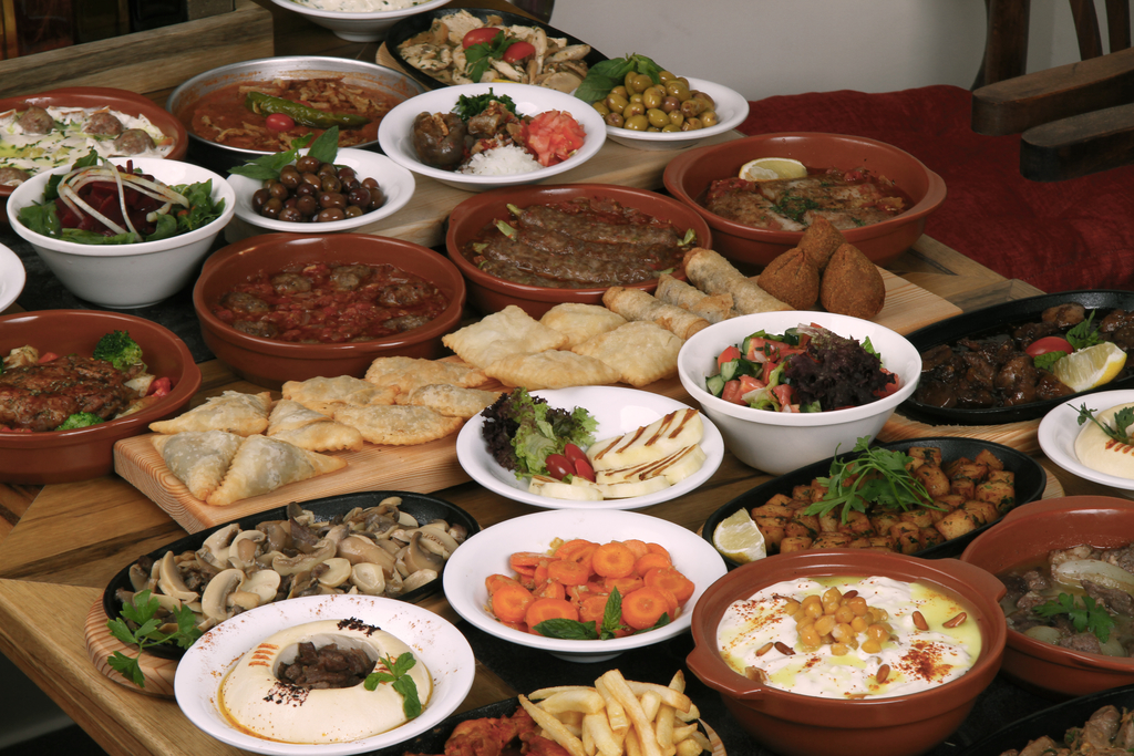 Levant Restaurant Opening Hours