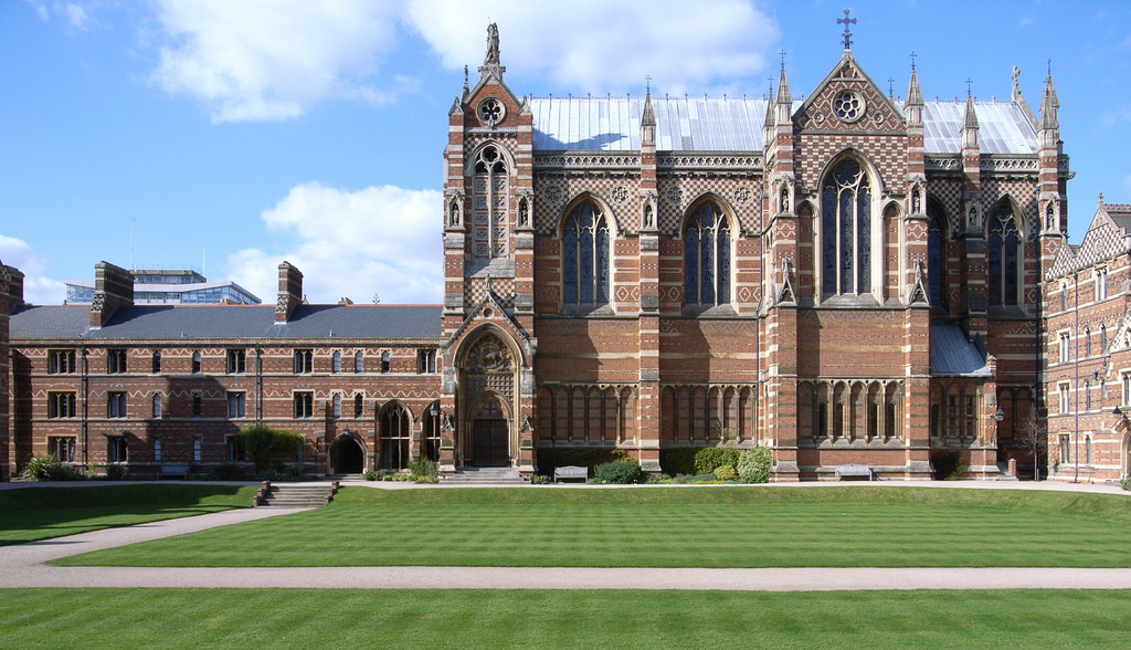Keble College, Oxford   © Steve Cadman/WikiCommons