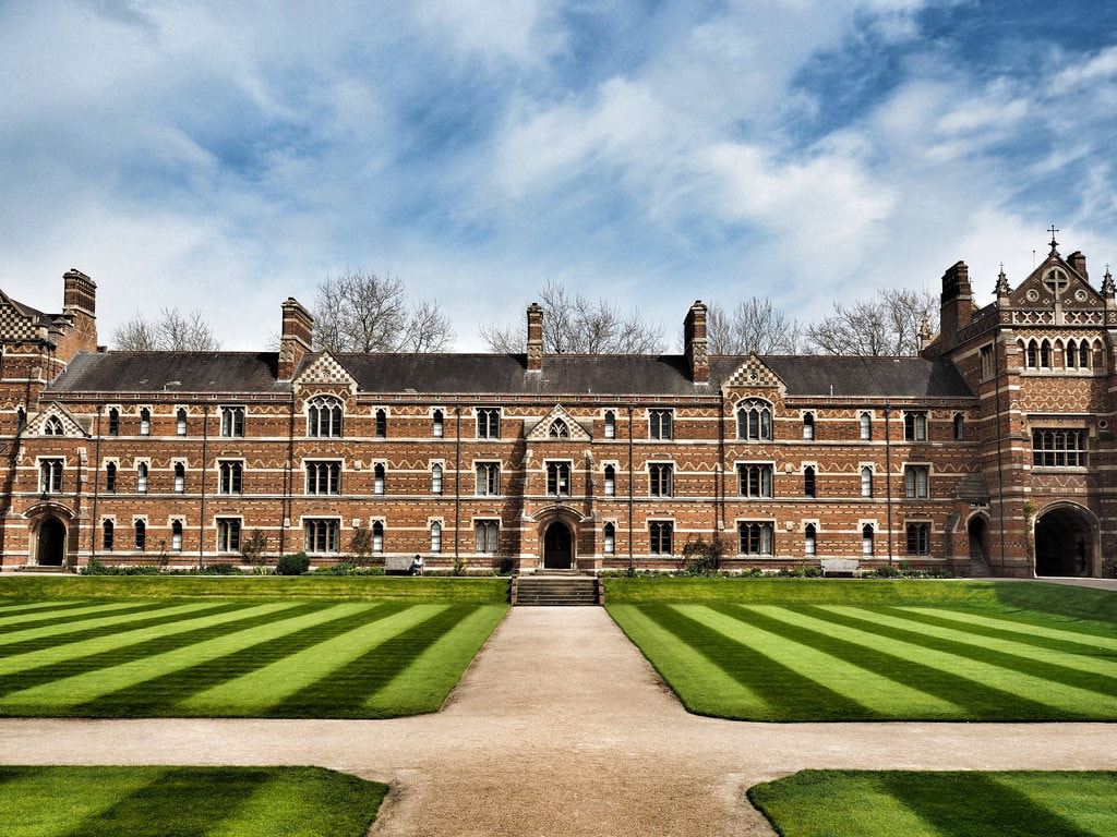 Keble College | © Paul Hayday/Flickr