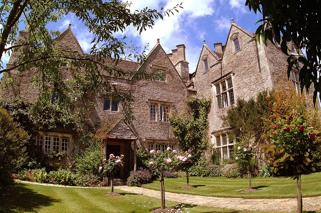 Kelmscott Manor | © Society of Antiquaries of London