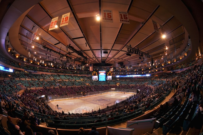 10 things you didn t know about new york city s madison square garden for Sports bars near madison square garden