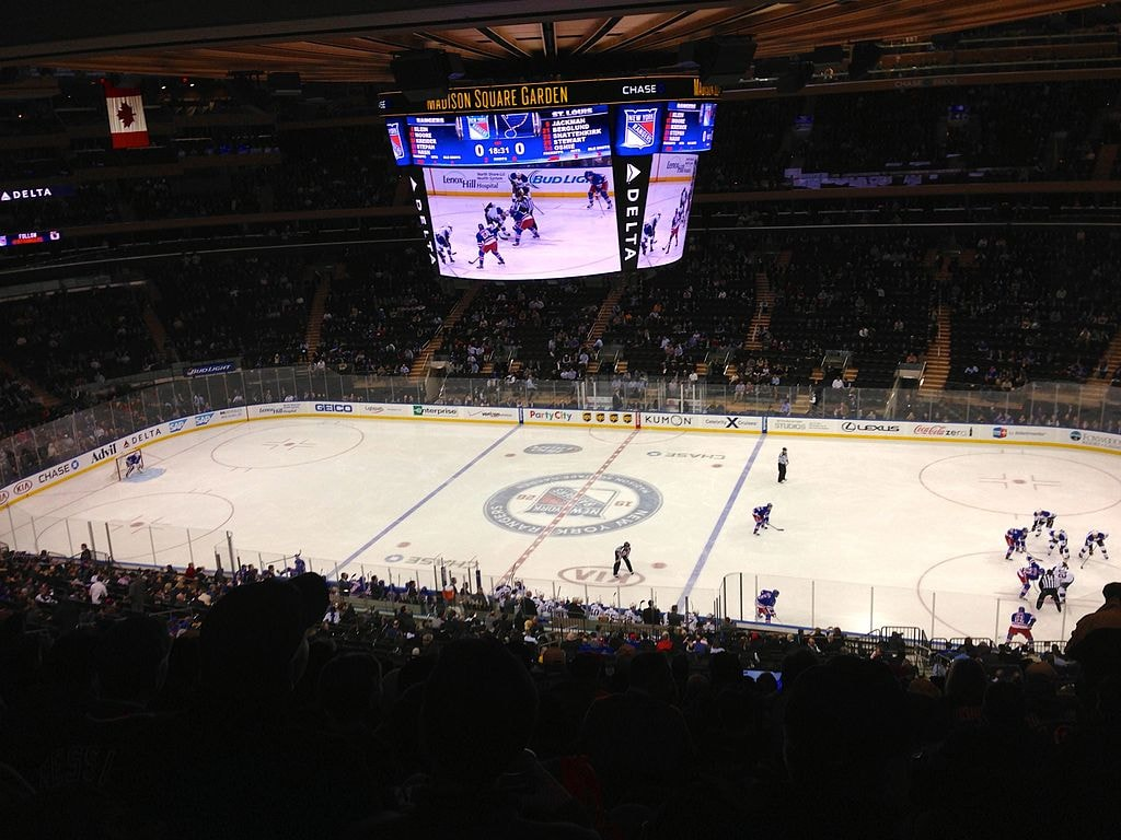 Madison Square Garden: 10 Things You Didn't Know About New York City's Madison