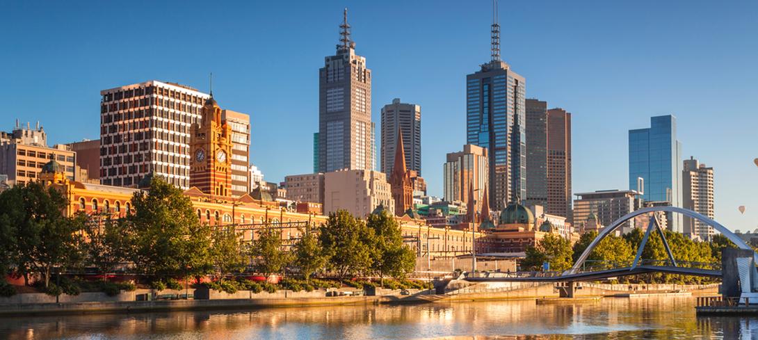 Melbourne | © Nicholaspetridis/WikiCommons