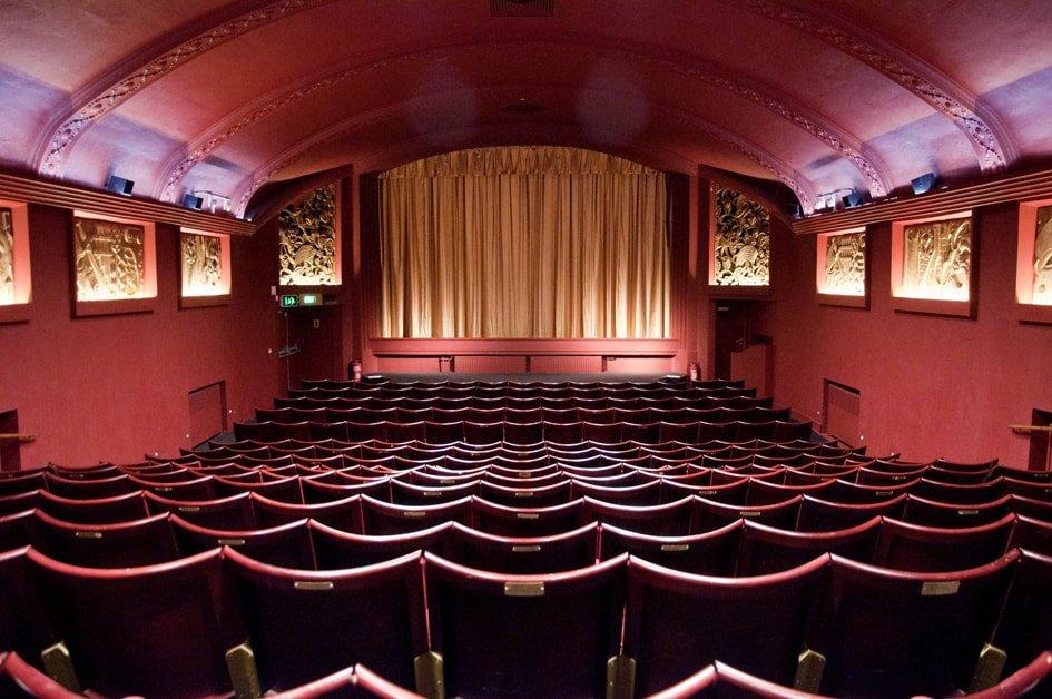 The Phoenix Cinema Courtesy Of